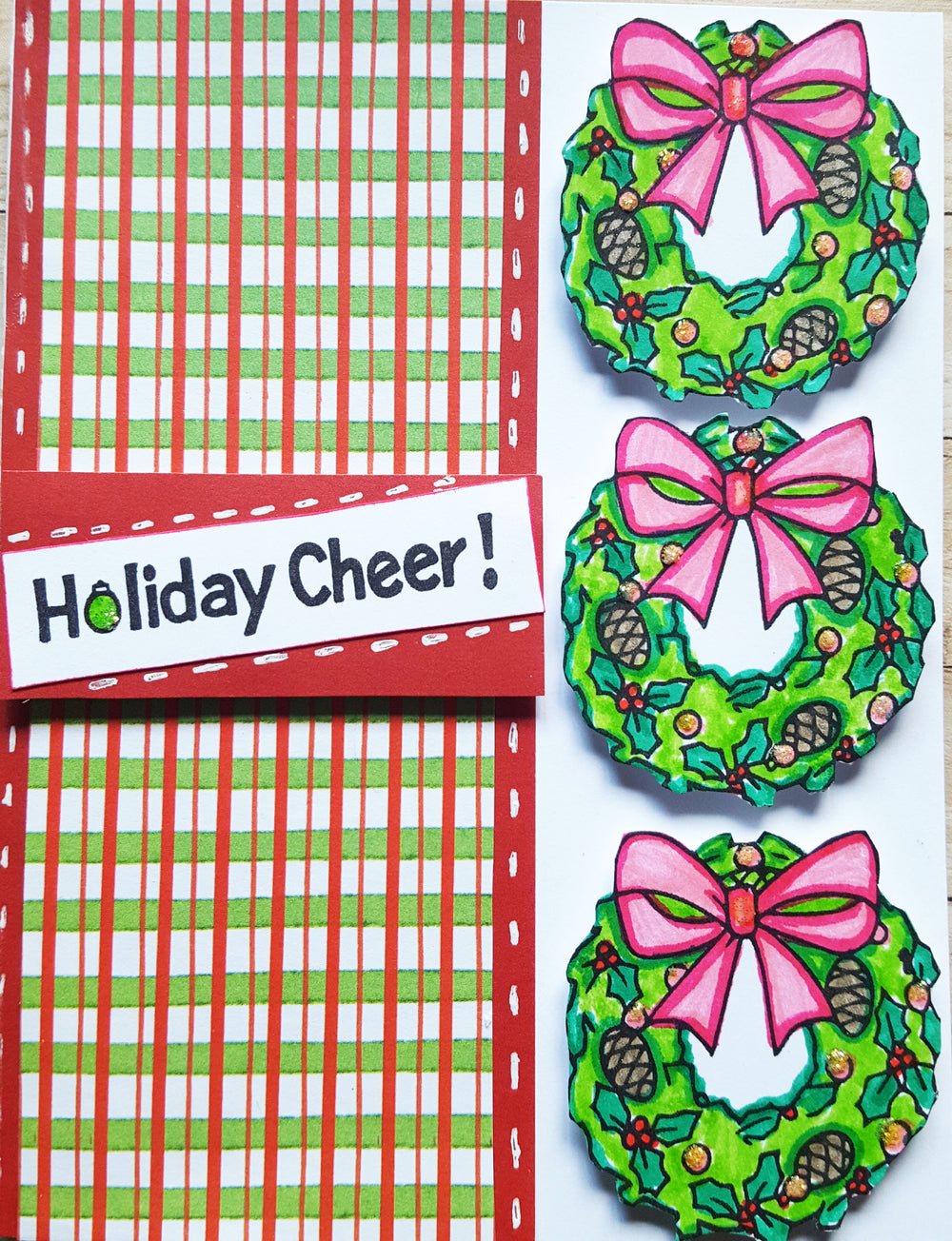 Holiday Cheer Stamp Set