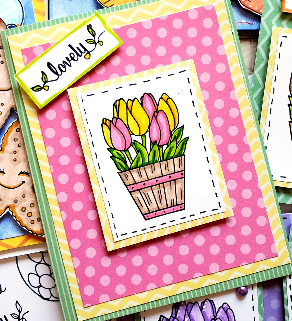 Lovely Spring Stamp Set