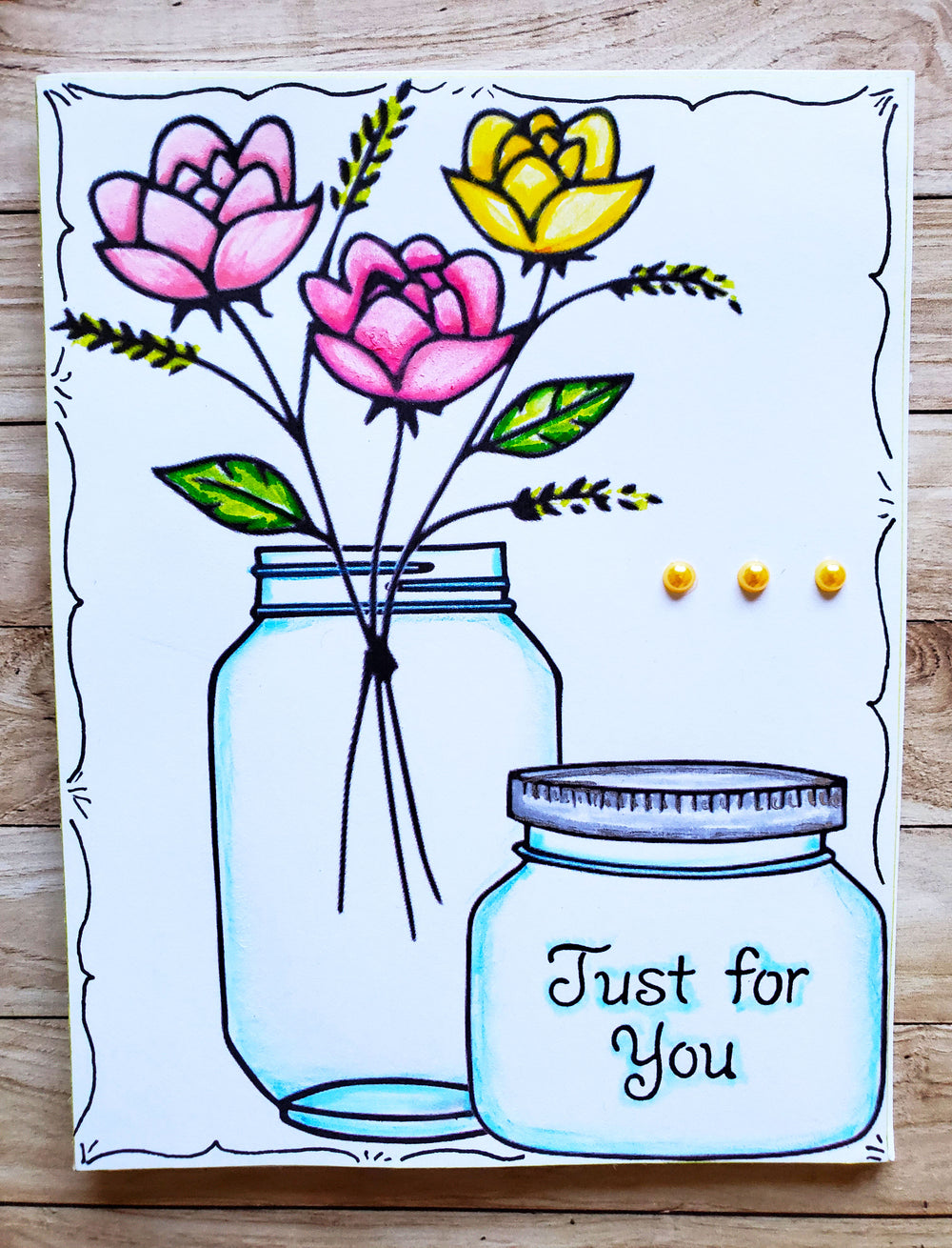 Just For You Digi Stamp Set