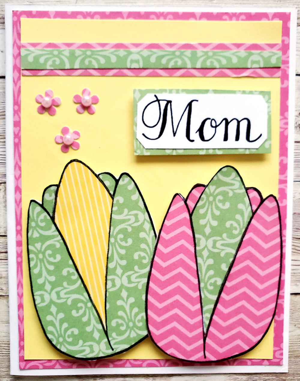 Mother's Day Digital Stamp Set