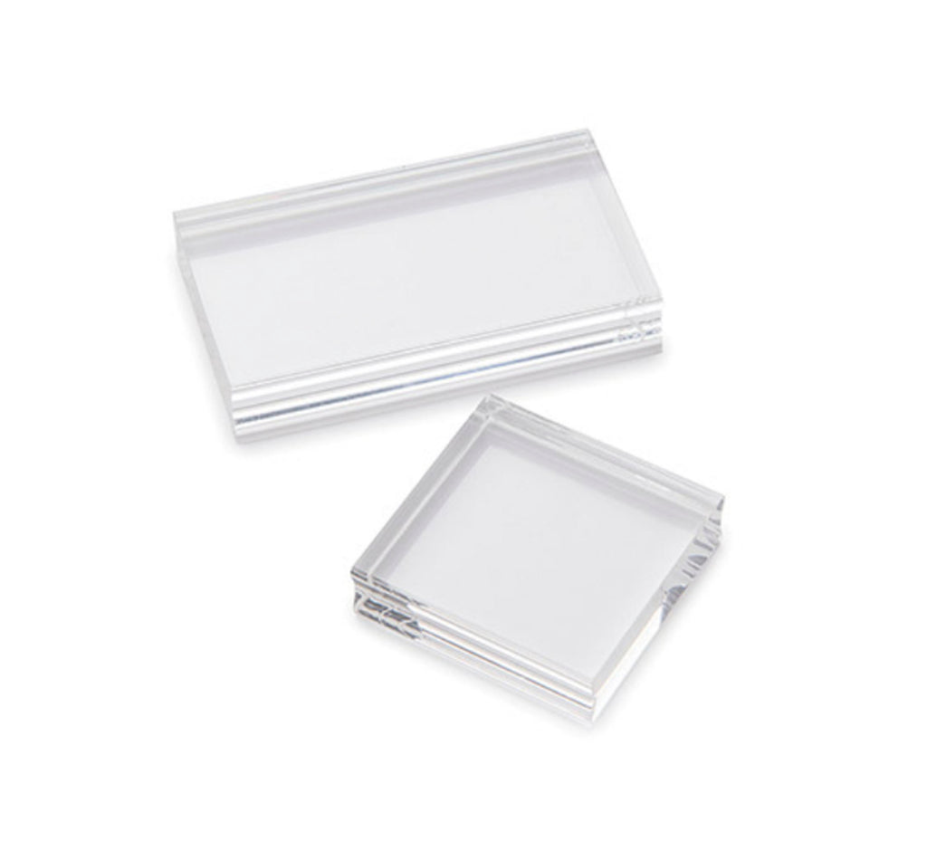 SeeClear Stamp Mounting Blocks - 2 PC