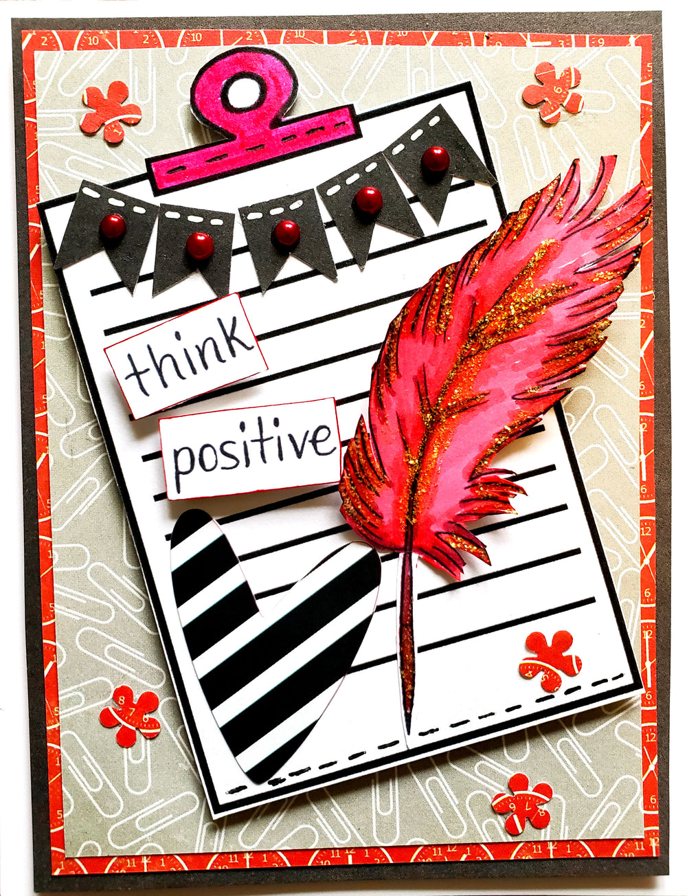 Note to Self Digi Stamp Set