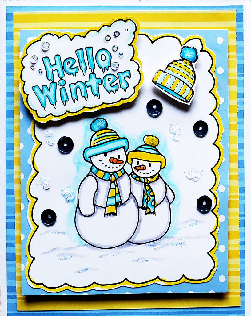 Snow Much Fun Stamp Set