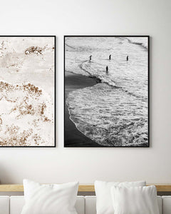 South Bondi Swimmers - Black + White