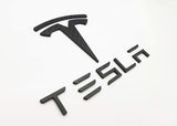 Tesla Model S Logo Decal