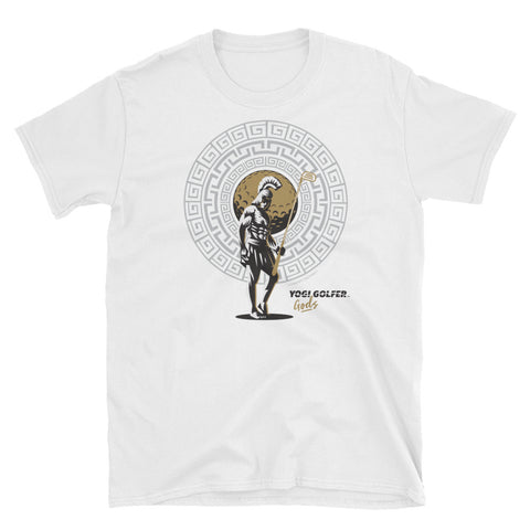 ARES Golfer God Short-Sleeve Unisex T-Shirt