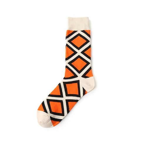 British Style Designer Golf Socks