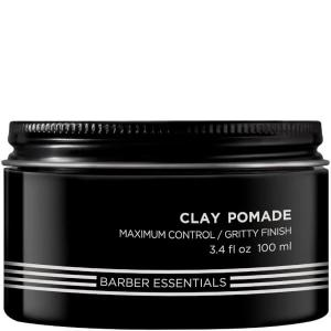 Redken Brews Clay Pomade Maximum Control/Gritty Finish