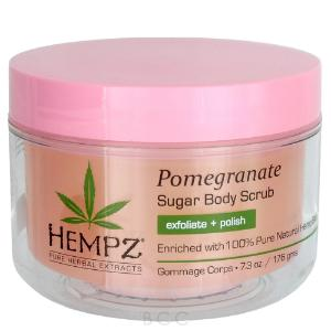 Hempz Pomegranate Sugar Body Scrub