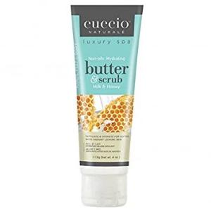 Cuccio Butter & Scrub, Milk & Honey