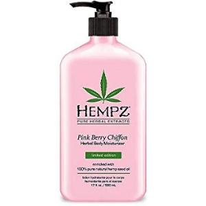 Hempz Pink Berry Chiffon Herbal Body Moisturizer