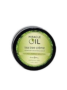 Earthly Body Miracle Oil Tea Tree Creme