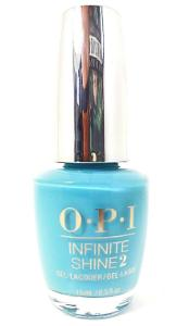 OPI Infinite Shine #2 Lacquer Can't Find My Czechbook