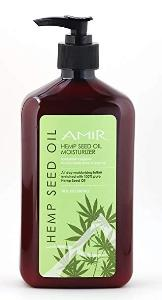 AMIR Hemp Seed Oil Moisturizer All day Lotion