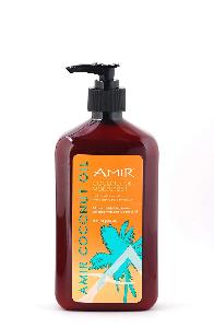 AMIR Coconut Oil Moisturizer All Day Moisturizing Lotion