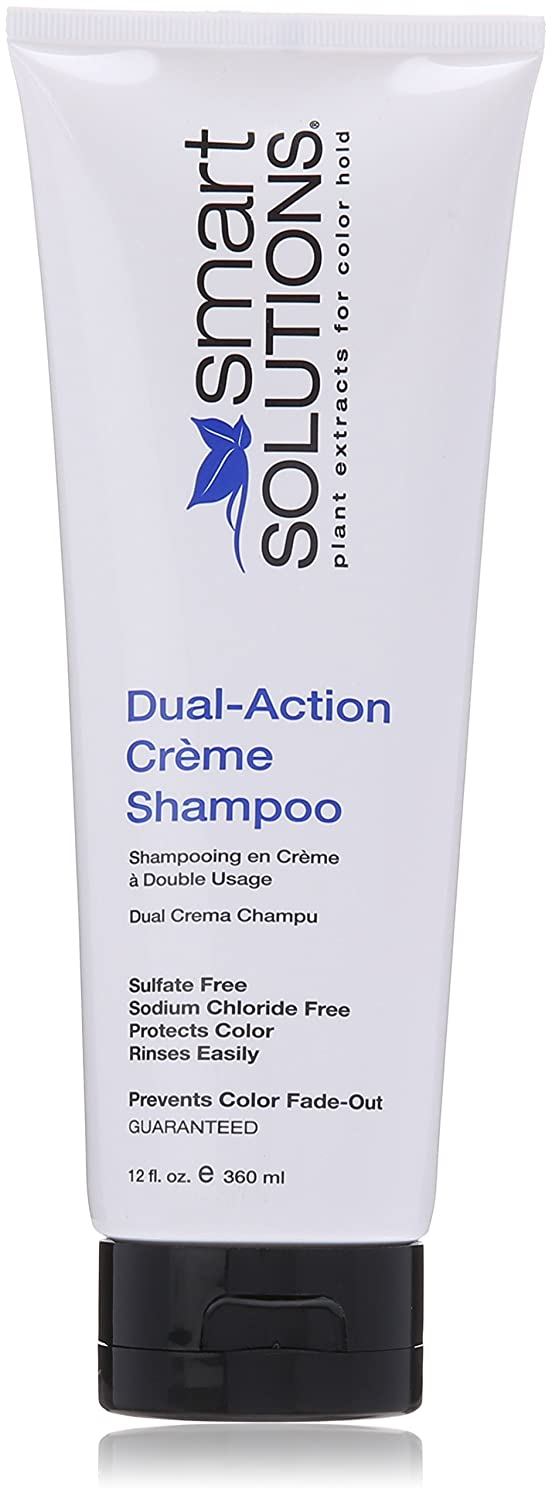 Smart Solutions Dual- Action Creme Shampoo