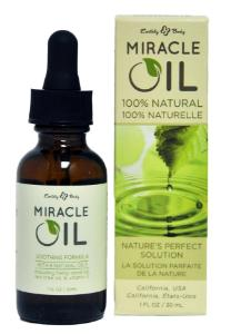 Earth & Body Miracle Oil