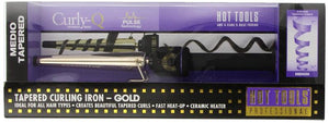 Hot Tools Professional Tapered Curling Iron