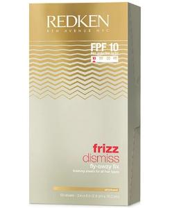 Redken Frizz Dismiss Fly Away Fix, finishing sheets for all hair types
