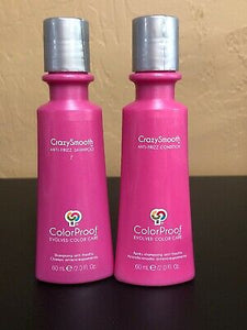 ColorProof Crazy Smooth Anti-Frizz Mini Set