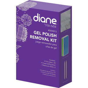 Diane Gel Polish Removal Kit