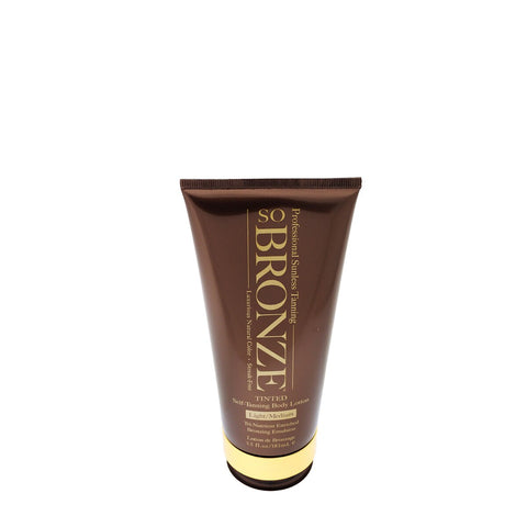 So Bronze Tinted Self-Tanning Body Lotion in Light/Medium