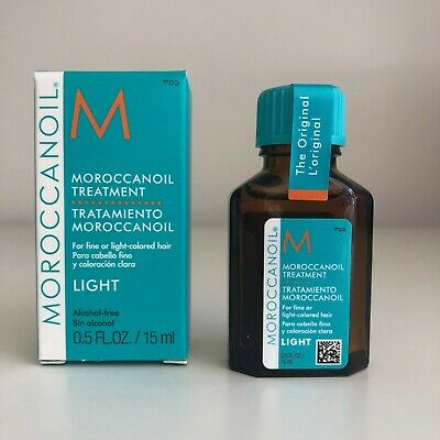 Moroccanoil Hydrating Light Treatment Mini Set