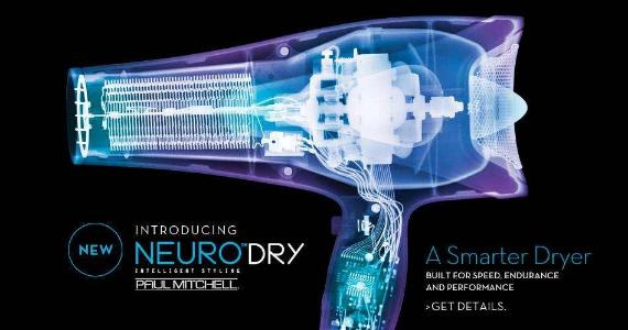 Paul Mitchell Neuro Dry Hair Dryer