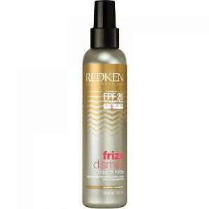 Redken Frizz Dismiss Smooth force, lightweight smoothing lotion spray