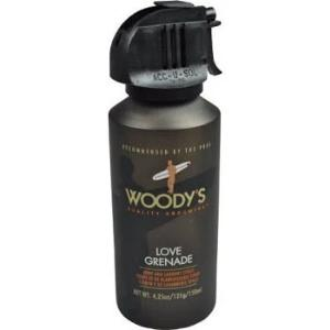 Woody's For Men Love Grenade Body and Laundry Spray