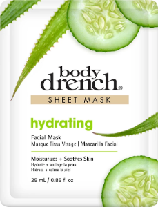 Body Drench Hydrating Sheet Facial Mask