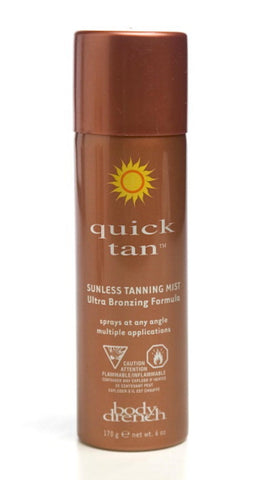 Body Drench Quick Tan Sunless Tanning Mist