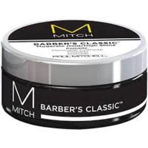 Paul Mitchell Barber's Classic, Moderate Hold/High Shine Pomade