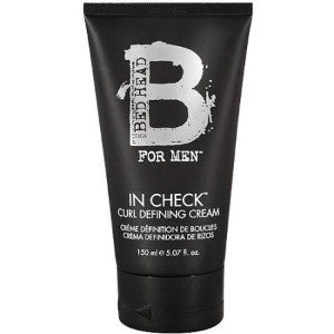 TIGI Bed Head for Men In Check Curl Definition Cream
