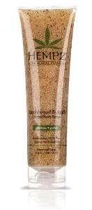 Hempz Sandalwood & Apple Herbal Body Scrub