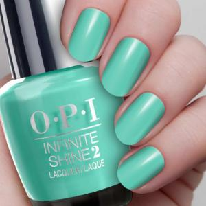 OPI Infinite Shine #2 Lacquer Withstands the Test of Thyme
