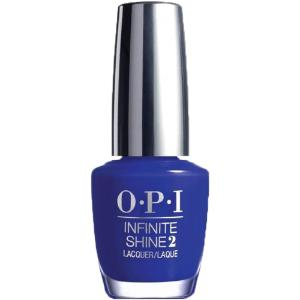 OPI Infinite Shine #2 Lacquer Indignantly Indigo