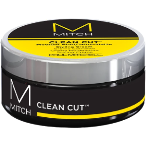 Paul Mitchell Clean Cut, Medium Hold/Semi-Matte Styling Cream