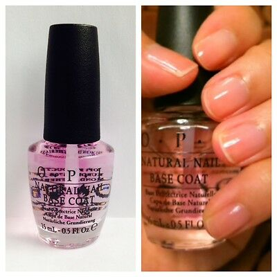 O.P.I. Natural Nail Base Coat