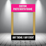 DIGITAL Photo Booth Selfie Frame