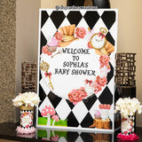 Custom Welcome Boards