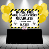 GRADUATION Quarantine Banner Digital File Only - Click for more designs