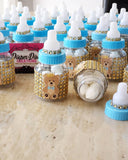 Custom Baby Bottle Favors