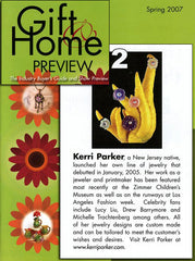 Spring 07: Gift and Home Preview
