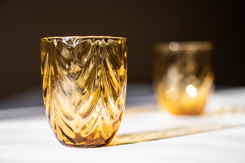 Amber Vetvicka Tumbler (set of 6 pieces)