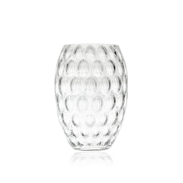 Crystal Kugel Vase by KLIMCHI