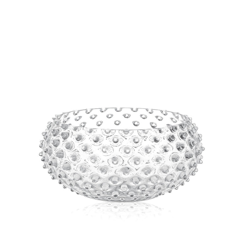 Crystal Bowl from Hobnail collection by KLIMCHI
