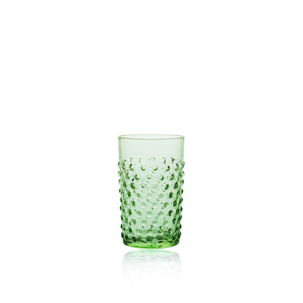 Light Green Hobnail Tumbler By KLIMCHI