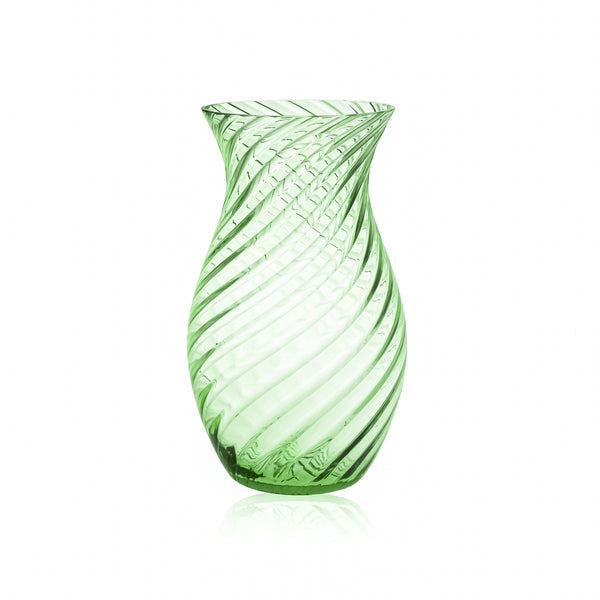 Light Green Imperial Vase Tall