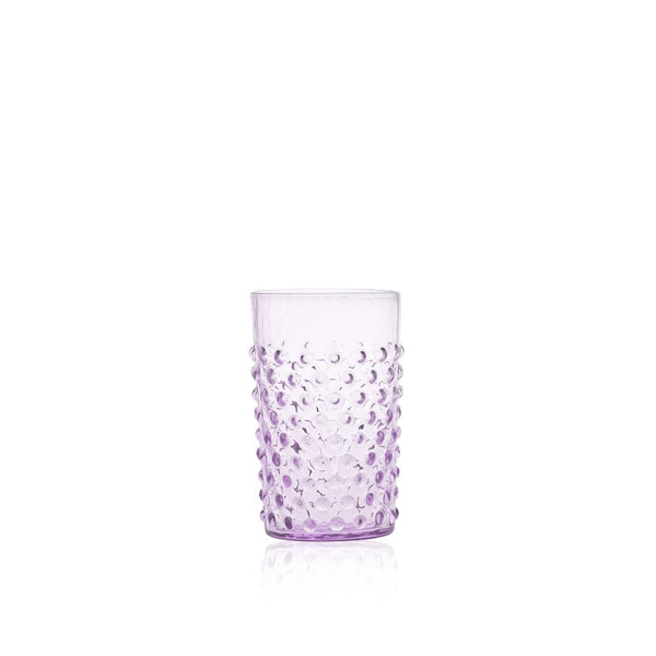 Lilac Hobnail Tumbler (set of 6 pieces)